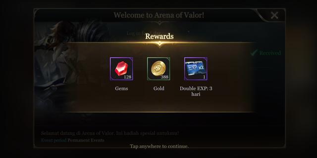Với 50 nghìn vàng được tặng, game thủ Liên Quân Mobile MSP nên mua cái gì? - Ảnh 1.