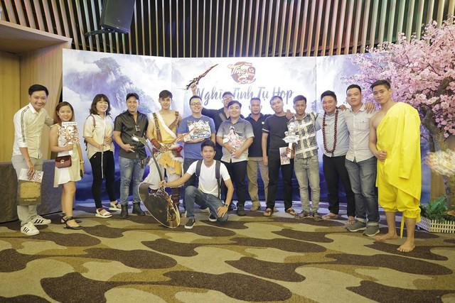 Thục Sơn Kỳ Hiệp Mobile: Lời kêu gọi không chỉ dành cho cố nhân từ 10 năm trước mà là toàn bộ các fan MMORPG tại Việt Nam - Ảnh 6.
