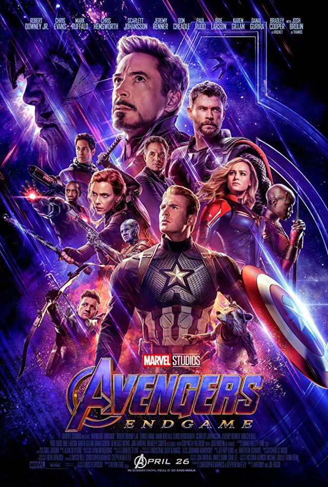 Tặng 264 vé suất chiếu sớm Avengers: Endgame tại Hà Nội và Hồ Chí Minh ngày 25/4 - Ảnh 1.