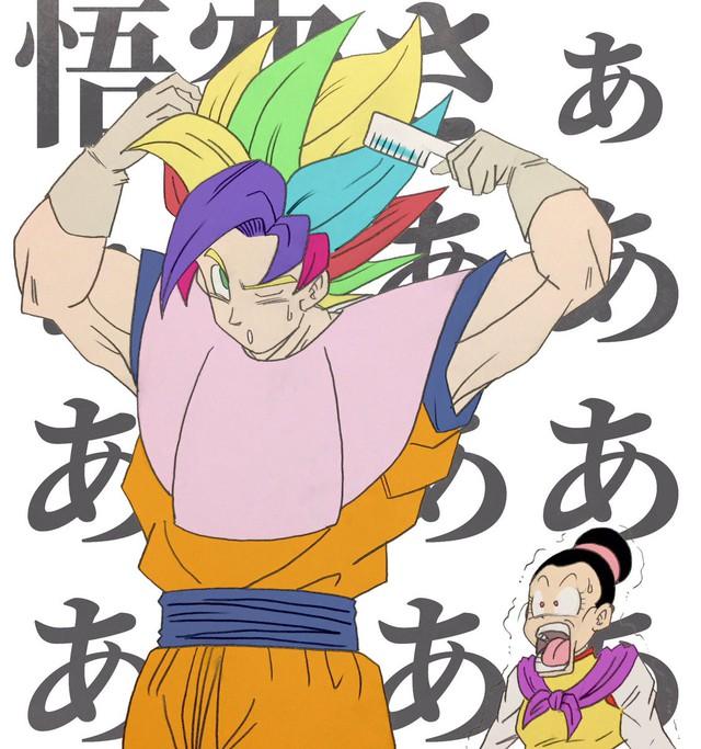 Dragon Ball Super: Goku hé lộ trạng thái sức mạnh mới - Tóc... 7 sắc cầu vồng - Ảnh 1.
