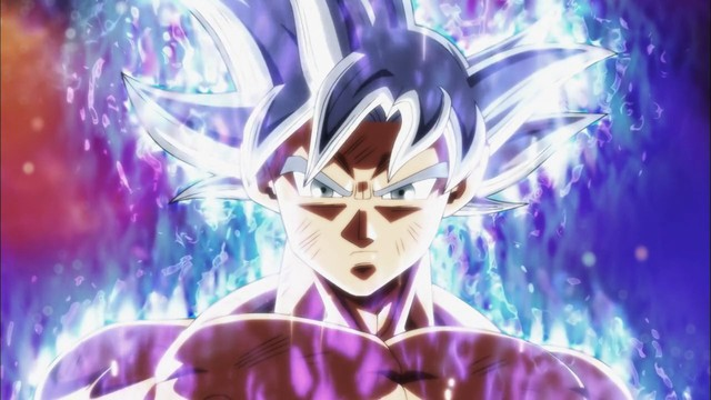 Dragon Ball Super: Goku hé lộ trạng thái sức mạnh mới - Tóc... 7 sắc cầu vồng - Ảnh 2.