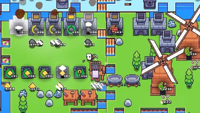 Nhìn như đồ họa con nít, vậy mà tựa game 2D này đang đứng top đầu Steam, xếp trên cả PUBG - Ảnh 3.