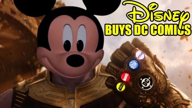 Sau Marvel và Fox, liệu Disney có nên tất tay mua luôn cả DC Comics? - Ảnh 1.
