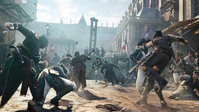 Assassin's Creed: Unity quá hot, server của Ubisoft liên tục tắc nghẽn - Ảnh 2.