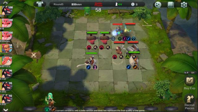 Auto Chess Mobile đã có bản cập nhật Tiếng Anh cực ngon, vào đọ nhân phẩm thôi nào - Ảnh 6.