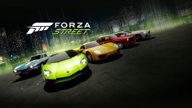 Tựa game đua xe đỉnh cao Forza Street sẽ được ra mắt vào cuối năm nay - Ảnh 1.