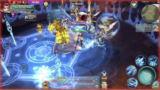 Tam Sinh Kiếp Mobile – Game nhập vai chuẩn cày cuốc ấn định ngày ra mắt 22/04 - Ảnh 3.