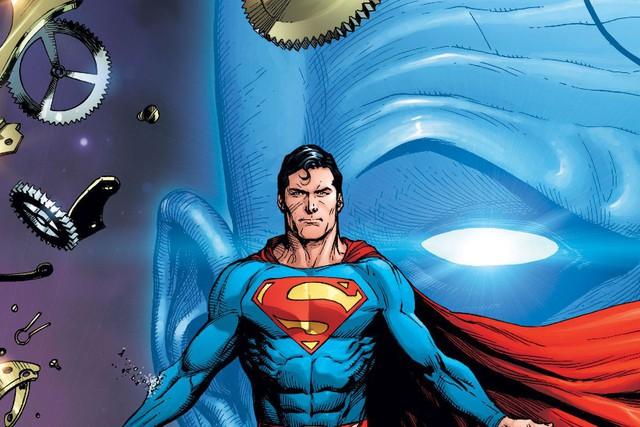 Dr. Manhattan, thực thể quyền năng trong Watchmen đã đánh bại các siêu anh hùng DC như thế nào? - Ảnh 1.