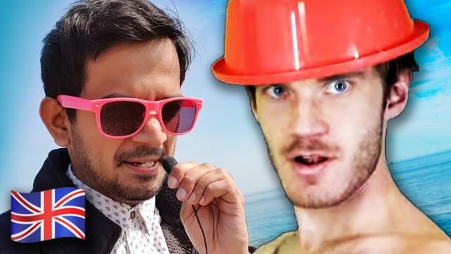 Xem video của Pewdiepie 399 lần/ngày, YouTuber Ấn Độ tự nhận là fan cuồng, quyết hành hương tới Anh để gặp thần tượng - Ảnh 2.