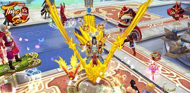 Nữ game thủ kiếm tiền tỷ nhờ chơi game chính thức tái xuất giang hồ, tái hợp anh em trong Thục Sơn Kỳ Hiệp Mobile - Ảnh 6.