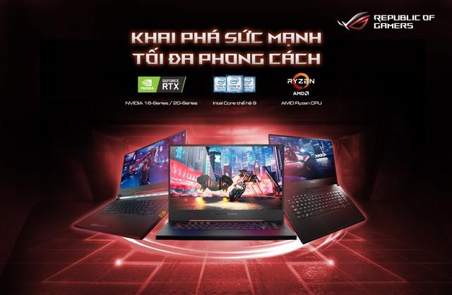 ASUS ROG giới thiệu laptop gaming ngon bổ rẻ với GTX 16xx siêu ngon - Ảnh 1.