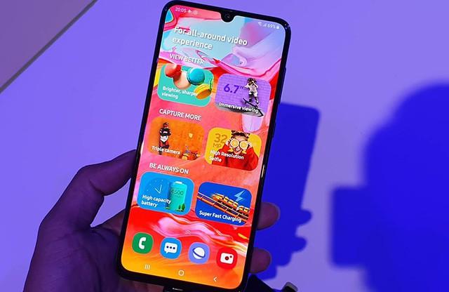 Loạt smartphone Samsung dòng A được tín đồ game mobile chú ý nhất hiện nay - Ảnh 2.