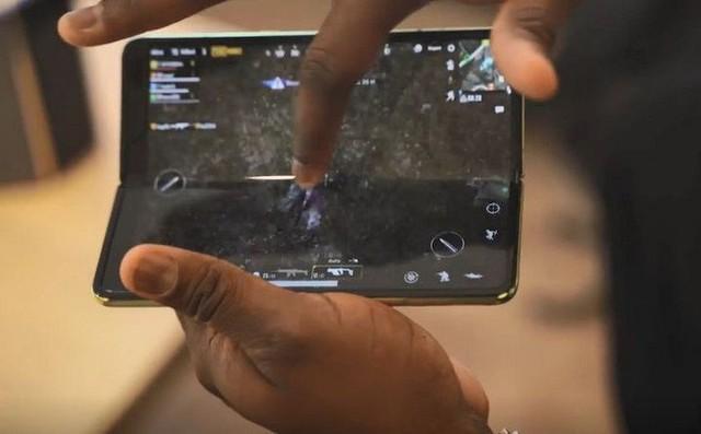 Chơi PUBG Mobile, Asphalt 9, Dynasty Legend trên Galaxy Fold trông như thế nào? - Ảnh 5.