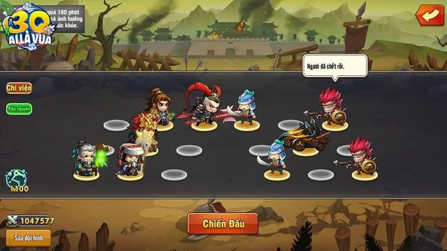 Đề cao tính chiến thuật và cảm xúc của người chơi, 3Q Ai Là Vua sẽ vượt qua khuôn khổ các game thẻ tướng thông thường? - Ảnh 3.