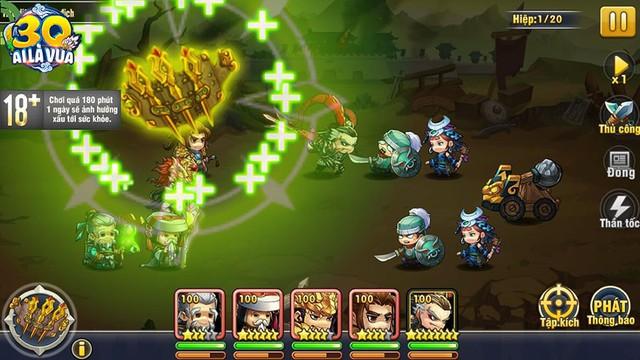 Đề cao tính chiến thuật và cảm xúc của người chơi, 3Q Ai Là Vua sẽ vượt qua khuôn khổ các game thẻ tướng thông thường? - Ảnh 5.