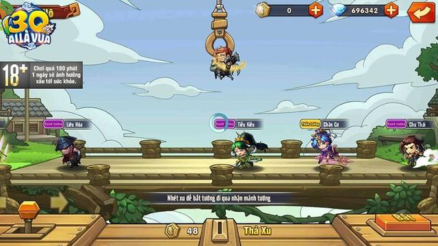 Đề cao tính chiến thuật và cảm xúc của người chơi, 3Q Ai Là Vua sẽ vượt qua khuôn khổ các game thẻ tướng thông thường? - Ảnh 10.
