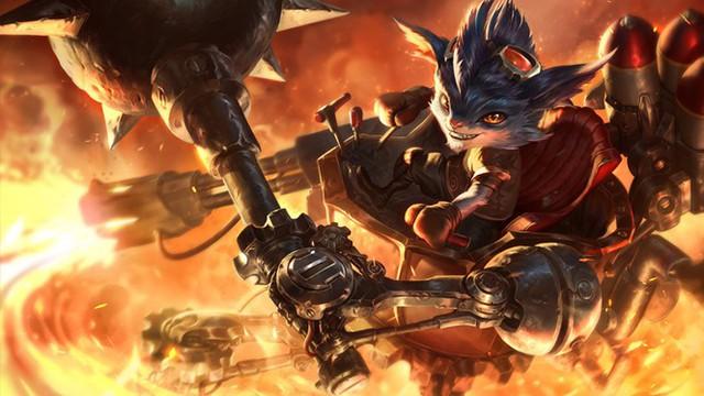 LMHT: 4 tướng Riot nên cân nhắc làm lại ngay và luôn vì lối chơi đã quá lỗi thời - Ảnh 1.