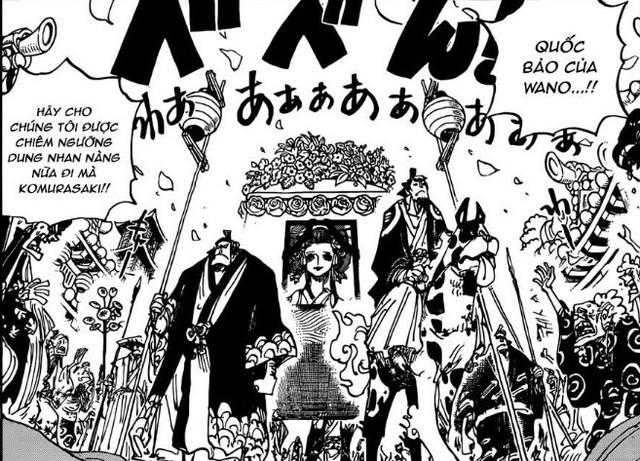 One Piece 941: Trừ Luffy, cả băng Mũ Rơm có thể sẽ tụ tập đủ chỗ Yasu bị xử tử và chuẩn bị đối đầu với Orochi - Ảnh 6.