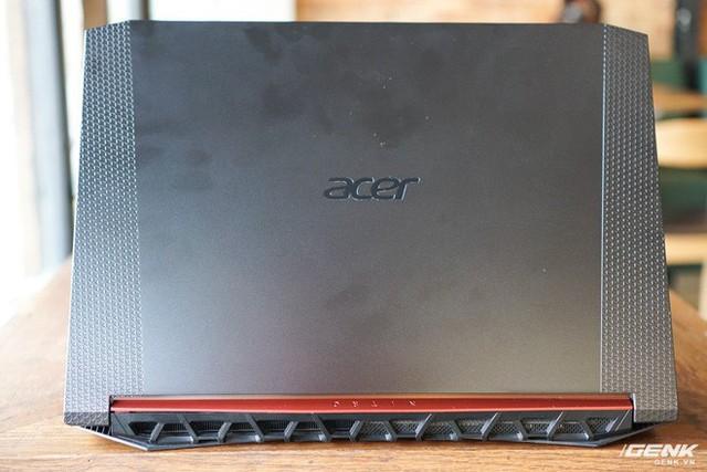 Cận cảnh laptop Acer Nitro 5 phiên bản 2019 tại Việt Nam: viền màn hình đã mỏng hơn, trang bị CPU Core i9 và NVIDIA GTX 16 Series - Ảnh 1.