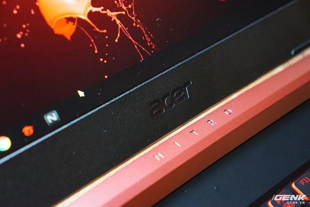 Cận cảnh laptop Acer Nitro 5 phiên bản 2019 tại Việt Nam: viền màn hình đã mỏng hơn, trang bị CPU Core i9 và NVIDIA GTX 16 Series - Ảnh 13.