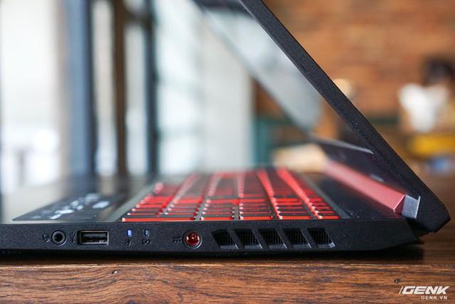 Cận cảnh laptop Acer Nitro 5 phiên bản 2019 tại Việt Nam: viền màn hình đã mỏng hơn, trang bị CPU Core i9 và NVIDIA GTX 16 Series - Ảnh 14.