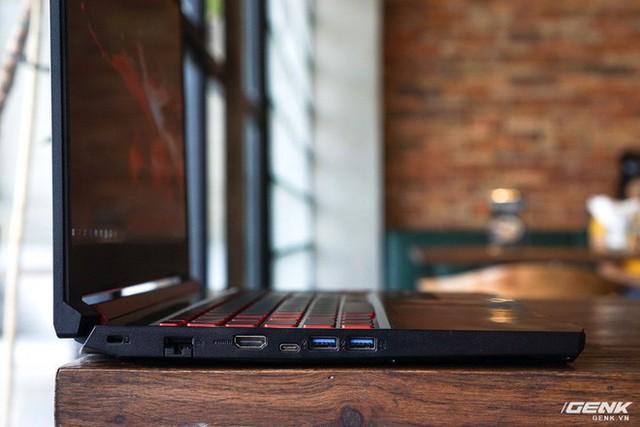 Cận cảnh laptop Acer Nitro 5 phiên bản 2019 tại Việt Nam: viền màn hình đã mỏng hơn, trang bị CPU Core i9 và NVIDIA GTX 16 Series - Ảnh 6.