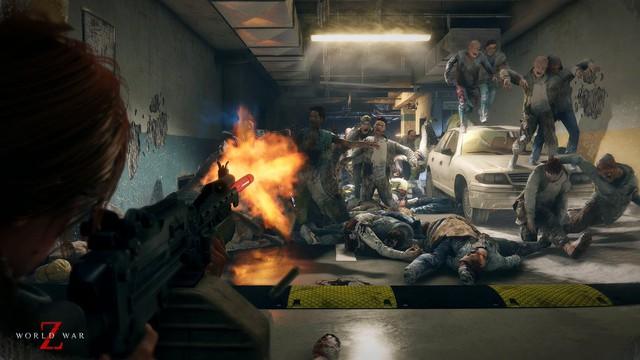 Bỏ Steam sang Epic Games, World War Z ăn đậm ngay tuần đầu phát hành - Ảnh 1.