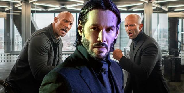 Ông Kẹ Keanu Reeves sẽ đóng vai trò bí ẩn trong Fast & Furious: Hobbs & Shaw - Ảnh 2.