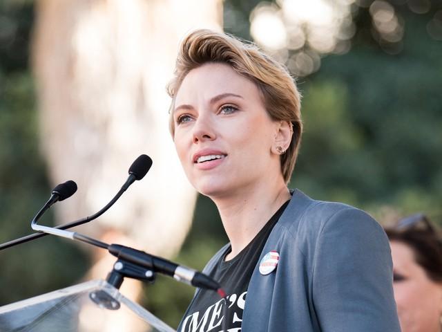Chán làm siêu anh hùng Scarlett Johansson quyết định về hưu đi tranh cử tổng thống Mỹ? - Ảnh 3.