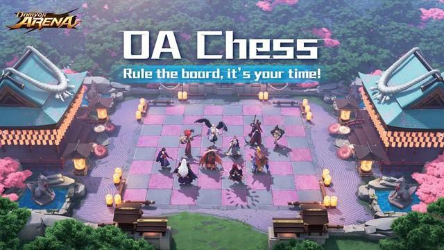 Game mobile MOBA 5v5 - Onmyoji Arena sắp thêm mode nhái Auto Chess lên bản quốc tế - Ảnh 3.
