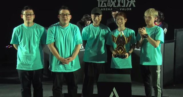 Team vô địch Liên Quân Mobile Nhật Bản tới từ Clan chiếm đa số là người Việt Nam - Ảnh 2.