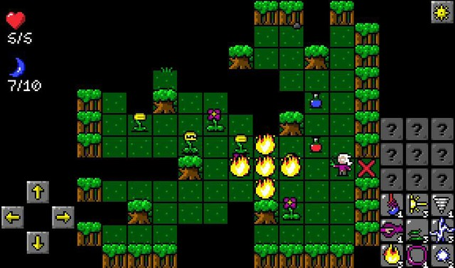 Cùng quay trở lại tuổi thơ với tựa game hấp dẫn Aldarix the Battlemage - Ảnh 1.