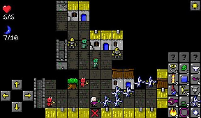 Cùng quay trở lại tuổi thơ với tựa game hấp dẫn Aldarix the Battlemage - Ảnh 2.