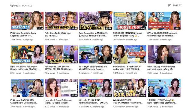 Tìm hiểu về Pokimane - Nữ streamer xinh đẹp bậc nhất trên Twitch - Ảnh 2.