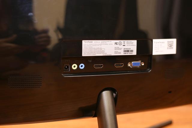 Viewsonic VX2758-C-mh: Màn hình 144Hz to, cong, ngon, giá hợp lý cho game thủ thích chơi FPS - Ảnh 7.