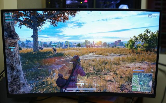 Viewsonic VX2758-C-mh: Màn hình 144Hz to, cong, ngon, giá hợp lý cho game thủ thích chơi FPS - Ảnh 10.