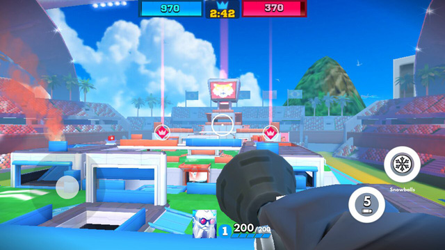 FRAG Pro Shooter - Game mobile siêu nhộn sẽ cho bạn một vé đi tuổi thơ - Ảnh 3.