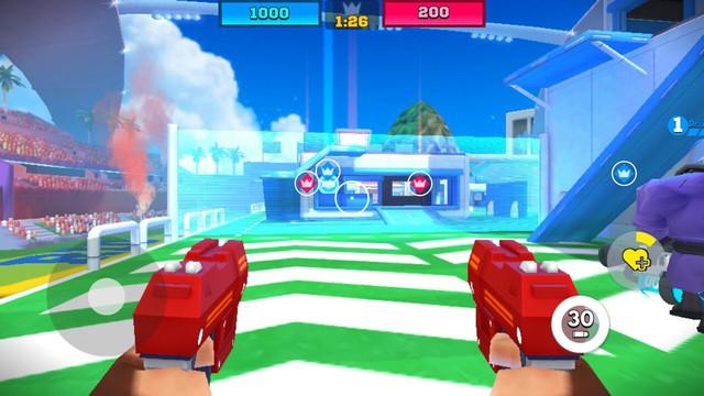 FRAG Pro Shooter - Game mobile siêu nhộn sẽ cho bạn một vé đi tuổi thơ - Ảnh 5.