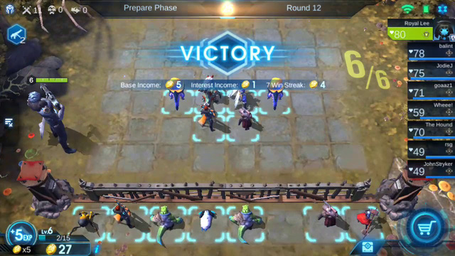 Trải nghiệm Arena of Evolution: Chess Heroes Game Auto Chess đối kháng trên mobile vừa ra mắt! - Ảnh 6.