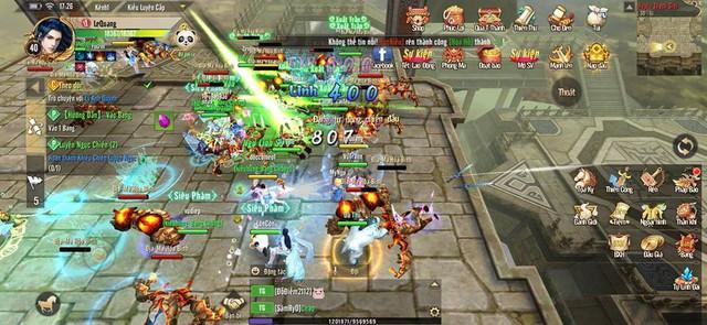 Mẹo kiếm EXP siêu dễ mà không cần train quái dành cho tân thủ Thục Sơn Kỳ Hiệp Mobile - Ảnh 1.