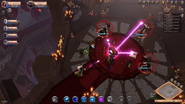 Game hành động đánh đấm đã mắt như Diablo - Albion Online chuẩn bị mở cửa miễn phí - Ảnh 1.