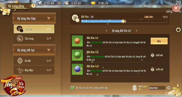 Kỹ năng sống: Một trong những điểm sáng đưa Thục Sơn Kỳ Hiệp vượt tầm game mobile thông thường, đạt ngưỡng tiệm cận PC - Ảnh 5.
