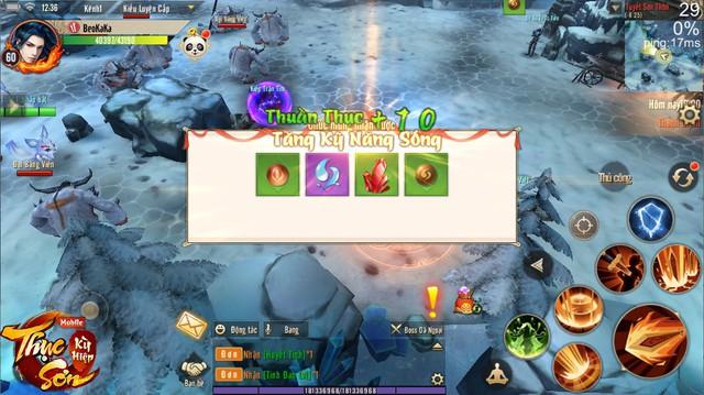 Kỹ năng sống: Một trong những điểm sáng đưa Thục Sơn Kỳ Hiệp vượt tầm game mobile thông thường, đạt ngưỡng tiệm cận PC - Ảnh 8.