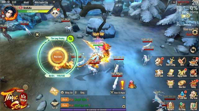 Kỹ năng sống: Một trong những điểm sáng đưa Thục Sơn Kỳ Hiệp vượt tầm game mobile thông thường, đạt ngưỡng tiệm cận PC - Ảnh 9.