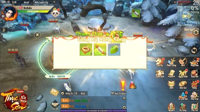 Kỹ năng sống: Một trong những điểm sáng đưa Thục Sơn Kỳ Hiệp vượt tầm game mobile thông thường, đạt ngưỡng tiệm cận PC - Ảnh 10.