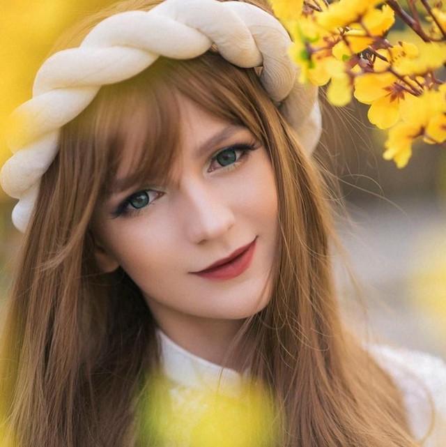 DJ Ukraine làm náo loạn Hà Nội vì xinh như thiên thần, khiến búp bê cũng phải ghen tị - Ảnh 7.