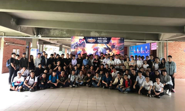 Mobile Legends Bang Bang VNG triển khai giải đấu thể thao điện tử ở trường đại học - Ảnh 7.