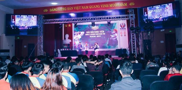 Mobile Legends Bang Bang VNG triển khai giải đấu thể thao điện tử ở trường đại học - Ảnh 6.