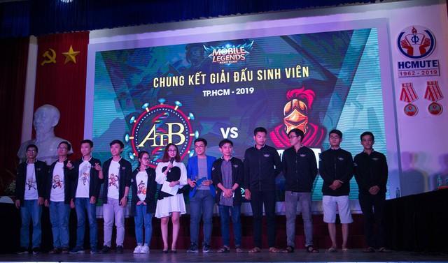 Mobile Legends Bang Bang VNG triển khai giải đấu thể thao điện tử ở trường đại học - Ảnh 3.