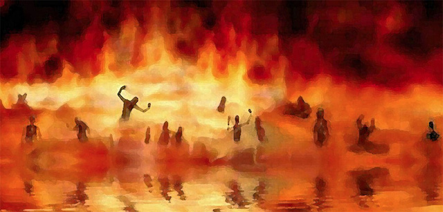Những người quả quyết rằng mình từng tới địa ngục - Ảnh 1.